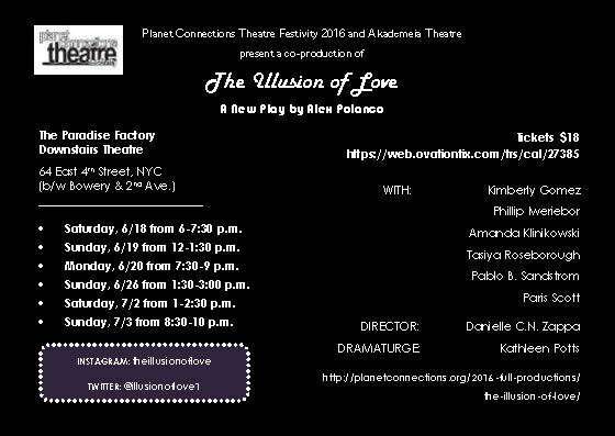 ILLUSION OF LOVE GRAPH II